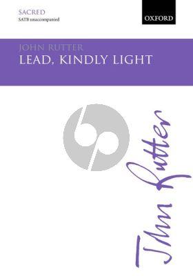 Rutter Lead, kindly Light SATB