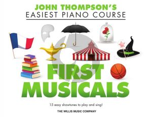 First Musicals Piano solo (Thompson Easiest Piano) (arr. Christopher Hussey)