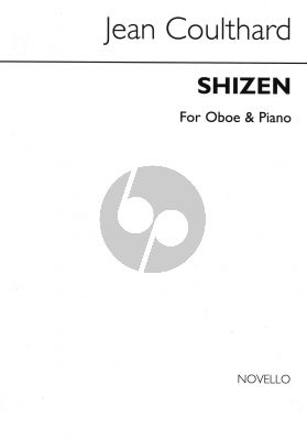 Coulthard Shizen for Oboe and Piano