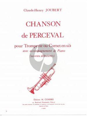 Joubert Chanson de Perceval Trompette [Bb] et Piano