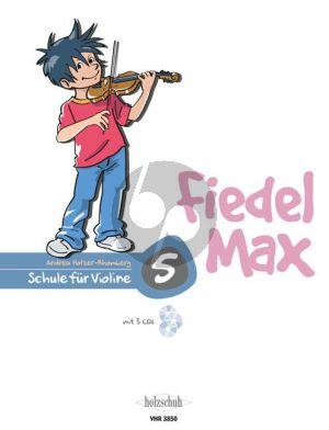 Fiedel Max für Violine - Schule Vol.5