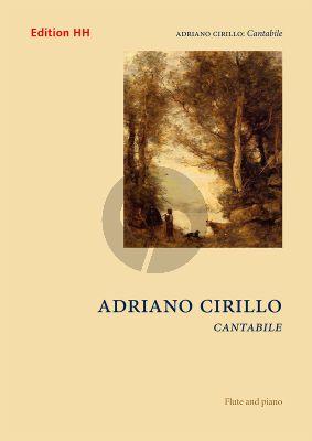 Cirillo Cantabile for Flute and Piano