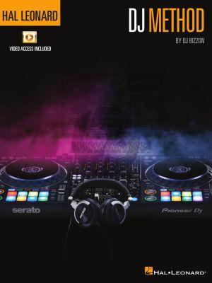 Bizzon Hal Leonard DJ Method (Book with video online)