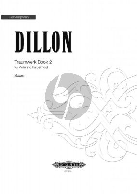 Dillon Traumwerk - Book 2 for Violin and Harpsichord