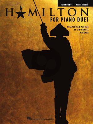 Miranda Hamilton for Piano Duet (arr. Eric Baumgartner)