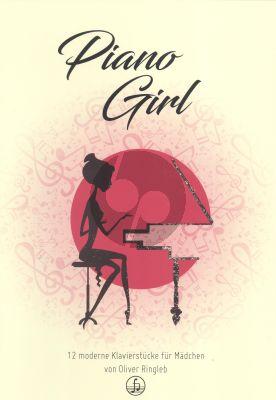 Ringleb Piano Girl (12 moderne Klavierstücke für Mädchen)