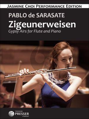 Sarasate Zigeunerweisen Flute and Piano (transcr. by Jasmine Choi)