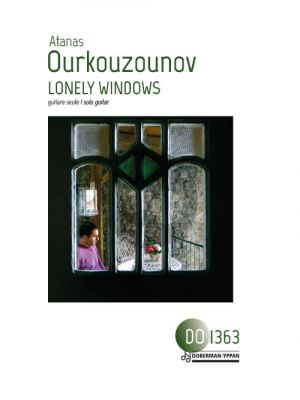 Ourkouzonov Lonely Windows for Guitar solo