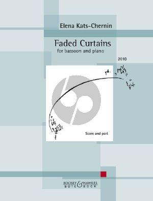 Kats-Chernin Faded Curtains Bassoon and Piano