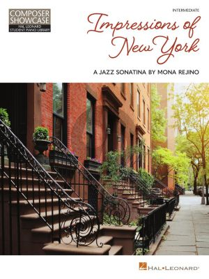 Rejino Impressions of New York Piano solo
