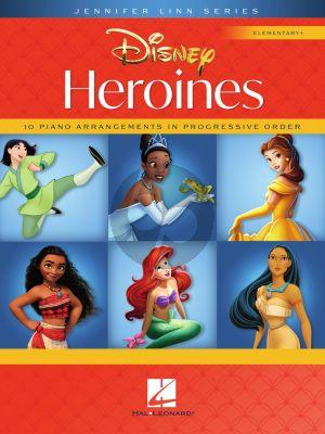 Disney Heroines Piano solo (10 Arrangements in Progressive Order)