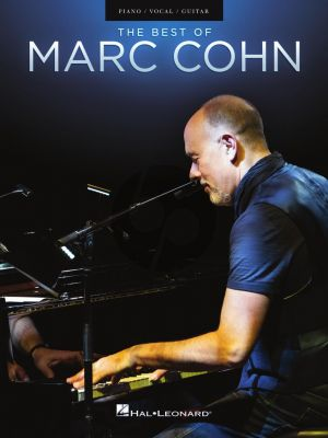 The Best of Marc Cohn Piano-Vocal-Guitar