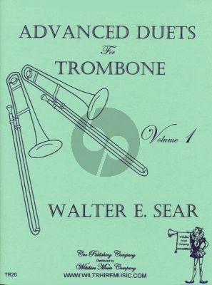 Sear Advanced Duets Vol.1 for 2 Trombones