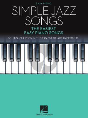Simple Jazz Songs - The Easiest Easy Piano Songs