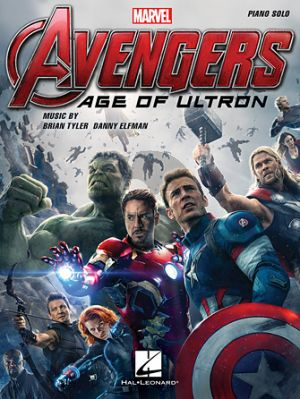 Avengers - Age of Ultron for Piano Solo