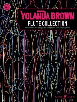 YolanDa Brown's Flute Collection (Inspirational works by black composers) (Book with Audio online)