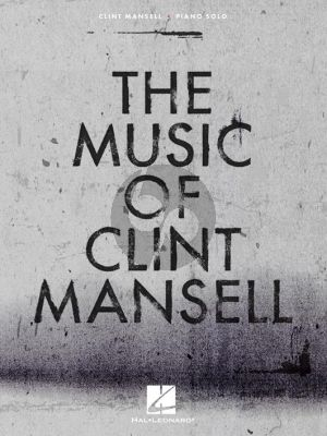 The Music of Clint Mansell Piano solo