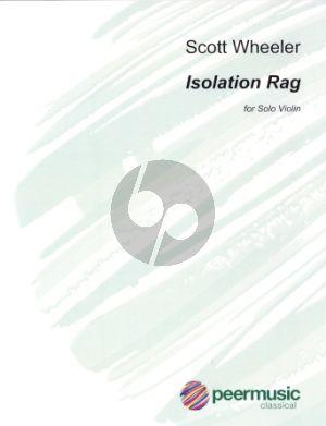 Wheeler Isolation Rag Violin solo