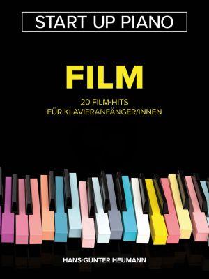 Start Up Piano - Film Piano solo (arr. Hans-Günter Heumann)