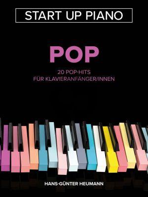 Start Up Piano - Pop Piano solo (arr. Hans-Günter Heumann)