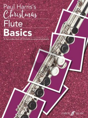 Harris Christmas Flute Basics (A fun collection of Christmas solos and duets)