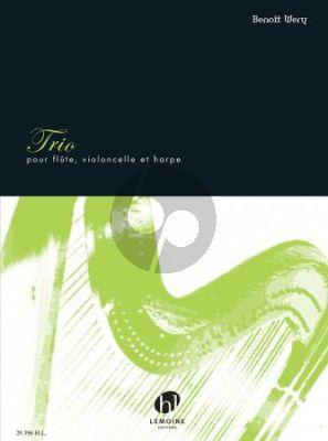 Wery Trio Flute-Violoncelle et Harpe (part./parties)