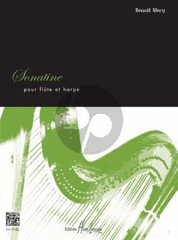 Wery Sonatine Flute et Harpe