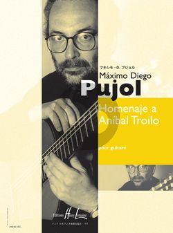 Pujol Homenaje a Anibal Triolo guitar solo