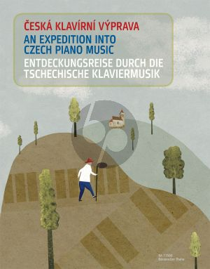 An Expedition into Czech Piano Music (A collection of pieces for early intermediate pianists) (Ivo Kahánek)