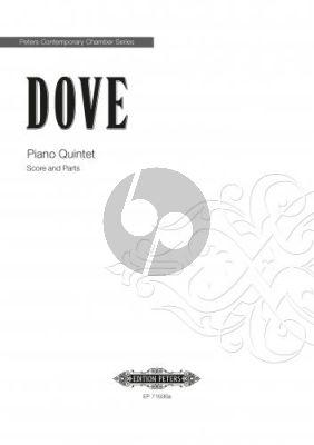 Dove Piano Quintet 2 Violins, Viola, Violoncello and Piano Score and Parts