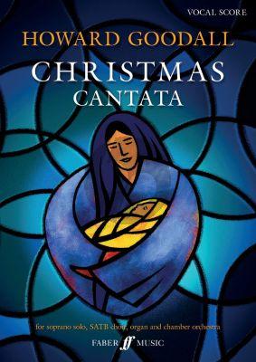 Goodall Christmas Cantata Soprano solo-SATB-Organ and Chamber Orchestra (Vocal Score)