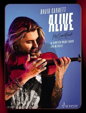 Garrett Alive - My Soundtrack Violin and Piano (16 Beautiful Movie Songs and Melodies)