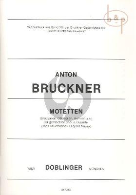 Motetten (Gradualen-Offertorien-Hymnen u.a.)