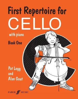 First Repertoire for Cello Vol. 1 Cello and Piano