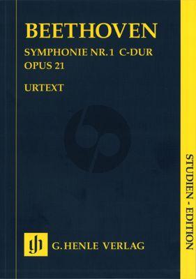 Beethoven Symphonie nr.1 op.21 Studienpart.
