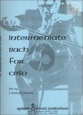 Intermediate Bach for Cello