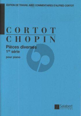 Pieces Divers vol.1 piano