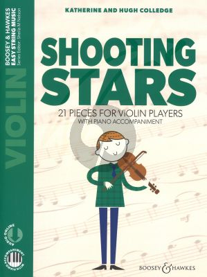 Shooting Stars Violin-Piano