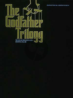 Rota The Godfather Trilogy Piano-Vocal-Chords