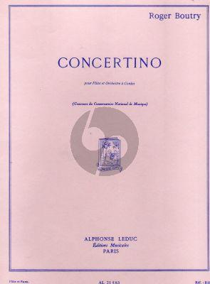 Concertino pour Flute et Piano