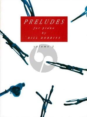 Dobbins Preludes Vol.2 Piano solo