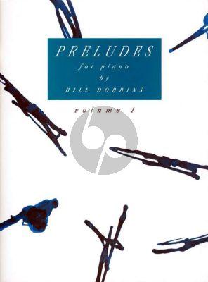 Dobbins Preludes Vol.1 Piano solo