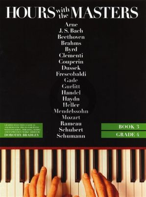 Hours with the Masters Vol.3 Piano
