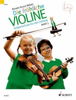 Frohliche Violine Vol.3