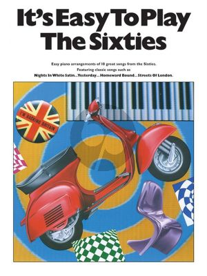 It´s easy to play the Sixties Piano solo