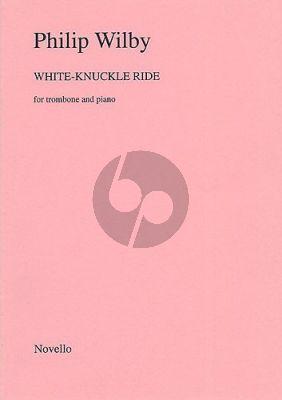 White-Knuckle Ride Trombone-Piano