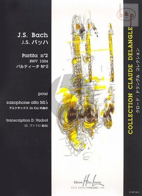 Partita No.2 BWV 1004