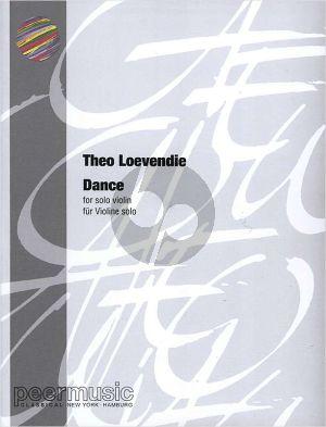 Loevendi e Dance (1986) Violin solo
