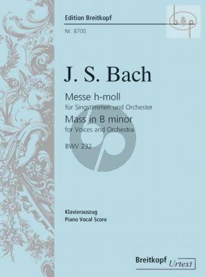Messe h-moll BWV 232 (Soli-Choir-Orch.)