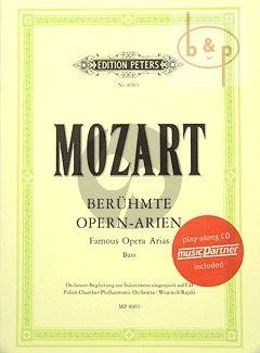 Beruhmte Opern-Arien (Bass)